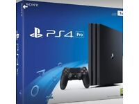 Playstation pro Brand new in box