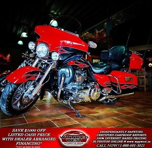 2010 harley-davidson FLHTCUSE4 CVO Ultra Classic Electra Glide