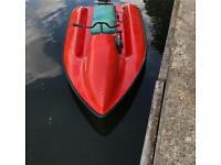 Jet ski like boat NO trailer NO engine