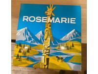 LMP16 JOHNNY DOUGLAS AND NEW WORLD SHOW ORCHESTRA Rosemarie vinyl