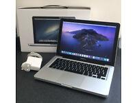 MacBook Pro 13in Mid-2012 2.5GHz Dual Core i5 8GB RAM