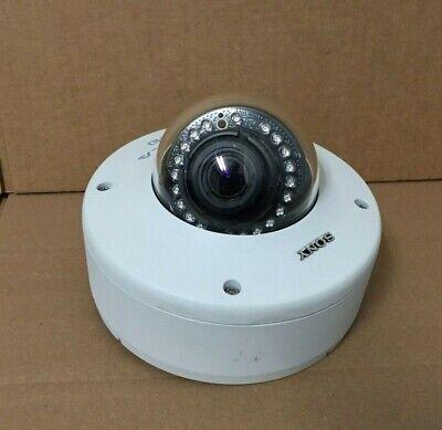 Sony Snc-dh160 720p Ip Poe Network Security Surveillance Dome Cam Camera