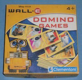 Disney 'Wall-E' Domino Games