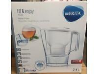 Brand new Brita filter, unused and unopened