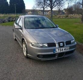 Leon Cupra TDI. New turbo.