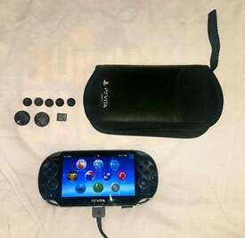 Original PS Vita - 16GB card + Accessories