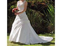 Wedding Dress – Blue by Enzoani (Canberra) Size 12