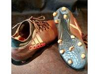Adidas adults size 8.5 football boots