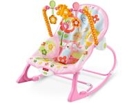 BRAND NEW - Fisher-Price Infant-to-Toddler Rocker