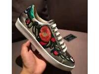 Gucci trainers size 4 £40