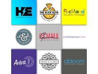 25% OFF Logo Design Services - Logo Design, Branding & Print Services