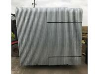 🛠 *New* Round Top Heras Temporary Security Fencing Sets X 35 - Panels/Feet/Clips