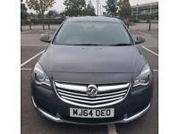 Vauxhall INSIGNIA 2014 DIESEL FULL SERVICE HISTORY. MOT YEAR
