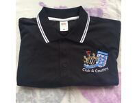 Newcastle Club and Country Polo Shirts