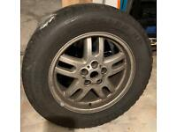 One Brand new Land Rover Wheel and Rim 18 inch