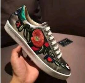 Gucci trainers £40 Size 4