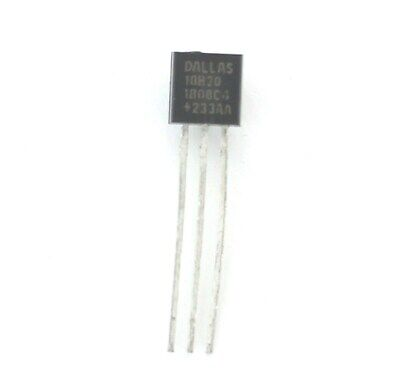 Dallas 18b20 Ds18b20 To-92 Ic Digital Thermometer Temperature Sensor Usa Ship