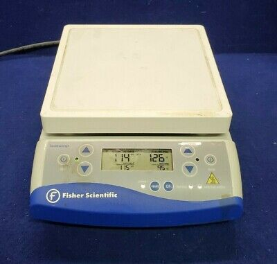 Fisher Scientific 11-800-49shp Isotemp Hot Plate Magnetic Stirrer Stirring