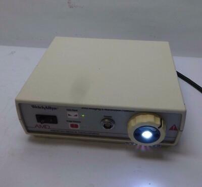 Welch Allyn 300s Imaging Illumination Platform Amd-300s