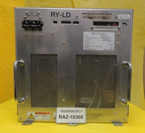 Nikon 4S066-591-4 RY-LD Amplifier SPA474J NSR System Used Working