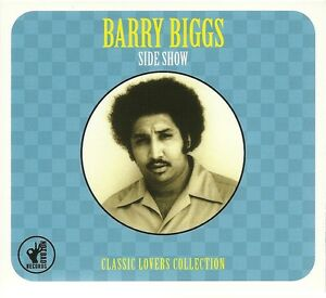 BARRY BIGGS SIDE SHOW CLASSIC LOVERS COLLECTION - 2 CD BOX SET - CHERISH & MORE
