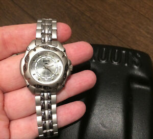 Silver Roots Watch