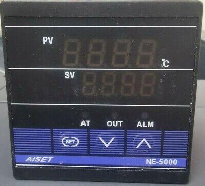 Ne-5401-230a Intelligent Digital Display Temp Controller - New - Usa Stock
