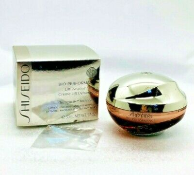Shiseido Bio-Performance LiftDynamic Cream TruStructiv Technology 1.7 oz / 50 ml