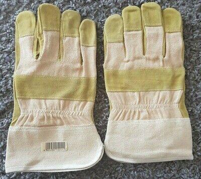 Arbeitshandschuhe, Schutzhandschuhe, Kategorie 1, Größe 10.5, Agki, 5 Paar