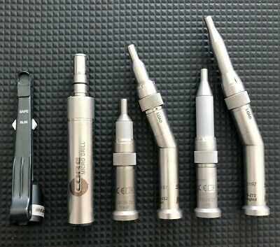 Stryker 5400-15 Core Microdrill With 4 Attachments Free 5100-9