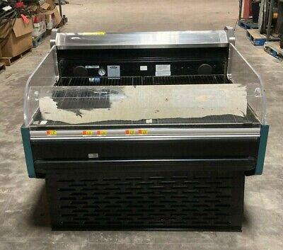 Heatcraft 53 Mx1lc-04cun Open Air Produce Berry Display Case Refrigerator 4 5