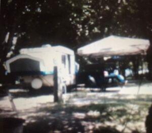 Tente roulotte Flagstaff