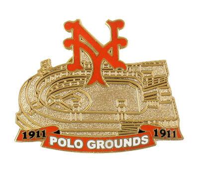 New York Giants Polo Grounds 1911 Commemorative Stadium Pin