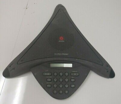 Polycom Soundstation Premier Conference Phone 2201-01900-001