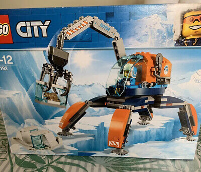 Lego City Arctic Ice Crawler 60192 NEW