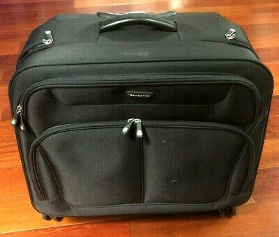 Samsonite Women's Xspace Spinner Garment Bag - Galaxy Black - Used