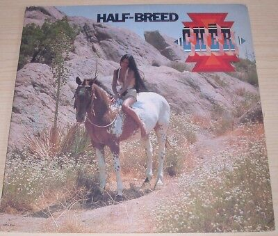 Cher Half Breed Album 1973 Mca Records Mca 2104
