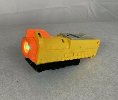 Yellow Nerf N-Strike Green Laser Dot Tactical Light Attachment Sight Scope