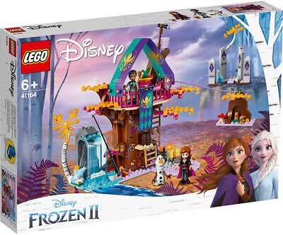 LEGO Disney Frozen II Enchanted Treehouse 41164 - 302 Pieces