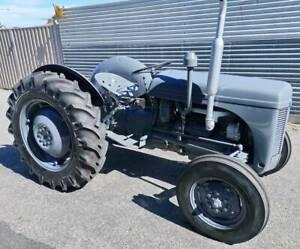 1953 Ferguson TEF 2O Tractor Kewdale Belmont Area Preview