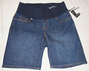 Gap Maternity Jean Shorts