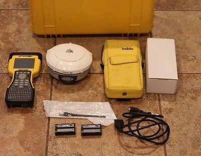 Trimble R8 Model 3 GPS Glonass GNSS 450-470MHz Base Rover Receiver w/ TSC2