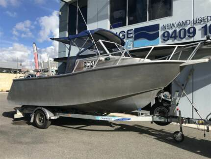 2016 Coraline 580 with Yamaha 4 stroke pkg