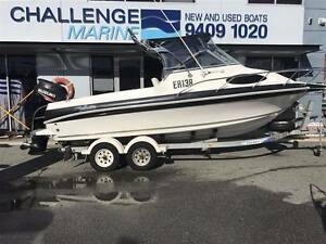 HAINES SIGNATURE 602F 2013 MODEL 175 HP SUZUKI 4 STROKE Wangara Wanneroo Area Preview