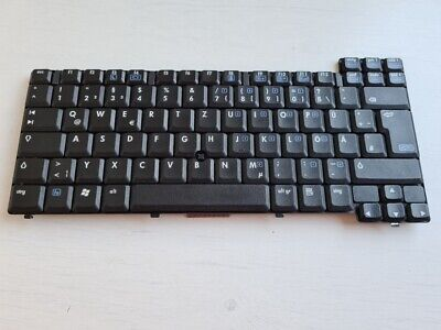 hp compaq nc6220 laptop keyboard / clavier qwerty original