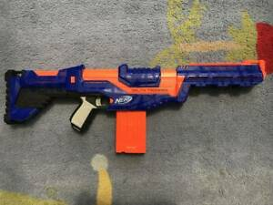 Nerf Delta Trooper Toy Blaster