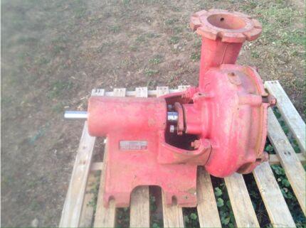"Harland Weir 6"" x 6"" Pump.  Unused."