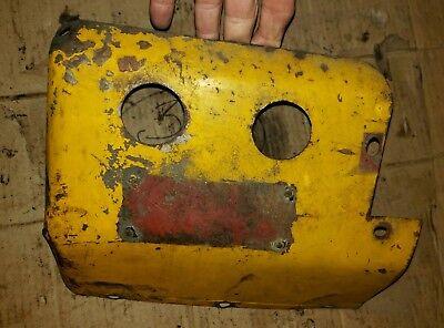 Wisconsin Vh4d Vf4d Ve4d Engine Head Shield Engine Left Side Vermeer Bobcat 610