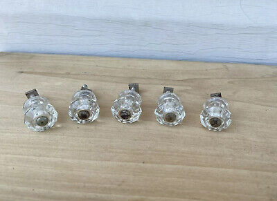 On Sale 12 Pink Glass  Drawer Pulls plus 7 matching knobs