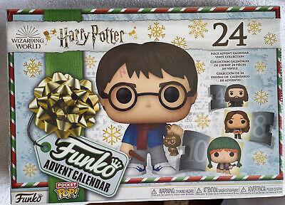 Funko Pop Vinyl Figures 24 Advent Calendar Harry Potter Holiday Season 2020 New